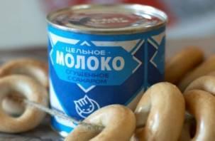 В Татарстане торговали смоленским молочным фальсификатом