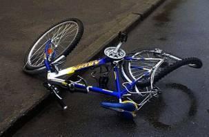 В Смоленской области велосипедисты — ребенок и пенсионер — попали под колеса авто