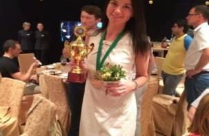 Сотрудница смоленской прокуратуры показала свои спортивные достижения