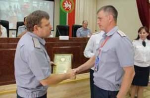 Дмитрий Медведев – в числе лучших сотрудников УФСИН
