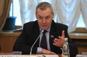 Смоленскую область назвали прифронтовым регионом