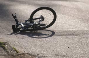 В Десногорске велосипедистку сбила машина