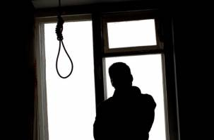 В Смоленской области произошли три суицида за два дня