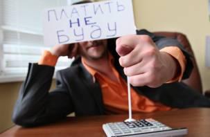 Смоленский предприниматель ответит за неуплату более трех миллионов рублей налогов