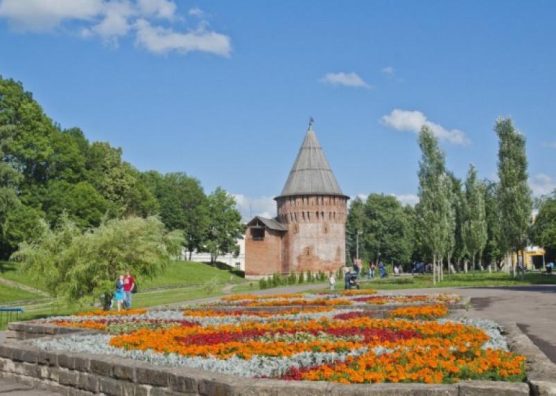 Смоленск — самый дешевый город для летнего отдыха на уик-энд
