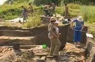 В Смоленске снова начали работать московские археологи