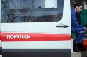 В Рославле парень разбился насмерть, упав с многоэтажки