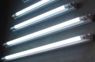 В России вступил в силу запрет на закупку люминесцентных ламп