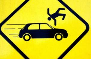 В Вяземском районе водитель сбил женщину и скрылся