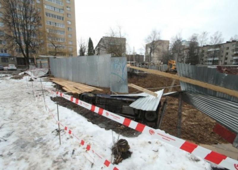В Смоленске признали незаконным разрешение на строительство, выданное администрацией Николая Алашеева