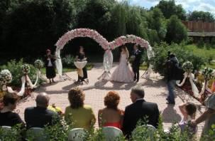 В Смоленске отмечают День семьи, любви и верности. ФОТО