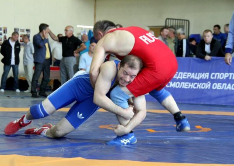 Смоленские борцы выступят на чемпионате мира среди ветеранов