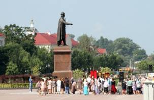 В Смоленске отметили День Крещения Руси. ФОТО