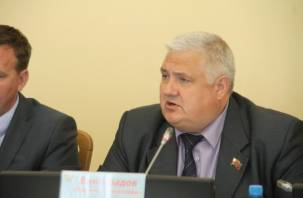 В Смоленске скончался экс-депутат горсовета Владимир Виноградов