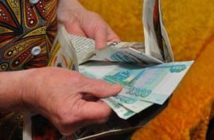 Под Смоленском мошенники обманули пенсионерку на 100 тысяч рублей
