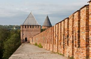Смоленская крепостная стена – в официальном списке символов на новые деньги