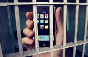 Сотрудник смоленской исправительной колонии передал заключенному телефоны и получил » уголовку»