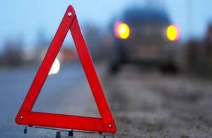 В Духовщинском районе произошли два ДТП с пострадавшими