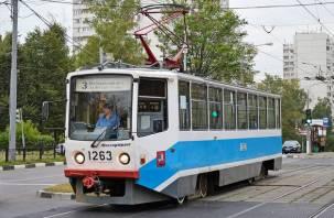 Московские трамваи выйдут на смоленские рельсы через неделю
