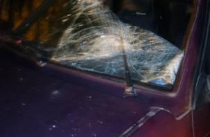 В Смоленском районе пешеход скончался под колесами «девятки»