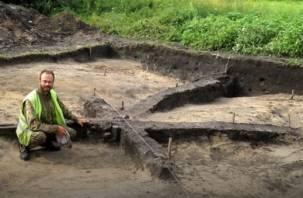 В Беларуси нашли древнее поселение, подобное Гнёздову