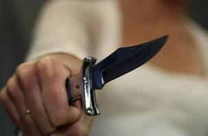 Жительница Сафонова порезала себя ножом и скончалась