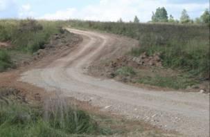 Контрабандисты расчистили путь из Беларуси в Смоленск