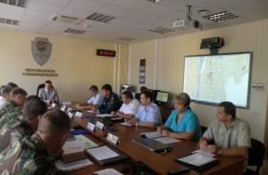 В Смоленской области отрепетировали захват террористов