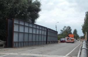 Старый мост в Велиже будет полностью отремонтирован к 25 августа
