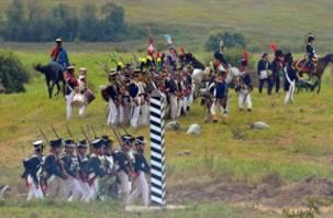 Смоленское сражение 1812 года показали в Пензе