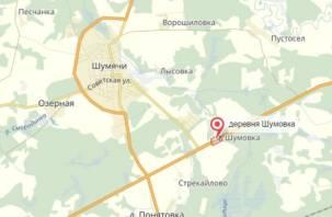 Полный пассажиров автобус опрокинулся в Смоленской области