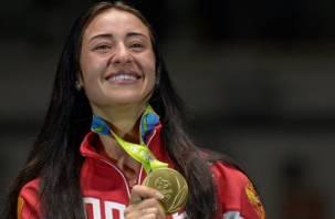 Студентка смоленской физакадемии взяла золото на Олимпиаде