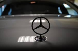 Житель Смоленской области похитил Mercedes из автосервиса