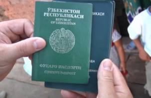Из Смоленской области выдворили троих нелегалов