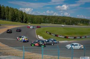 На «Смоленском кольце» прошел Белорусский чемпионат по автомобильным кольцевым гонкам