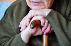 Из-за своей доброты смоленская пенсионерка лишилась золота