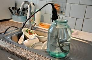 Горячей воды в Промышленном районе не будет до середины августа
