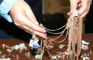 В Смоленске задержали «золотого» грабителя