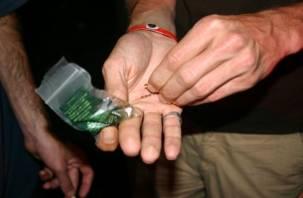 В Десногорске полицейские задержали наркомана с маком