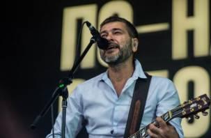 «Сплин» выступит с новым альбомом в Смоленске