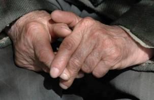 В Смоленске покончил с собой пожилой мужчина