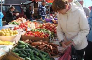 Завтра в Смоленске откроется сельскохозяйственная ярмарка