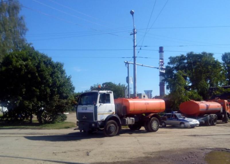 «Русскую дорогу» перекрыли в Смоленске?