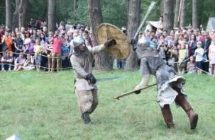 В Смоленске проходит фестиваль славянской культуры (фоторепортаж)