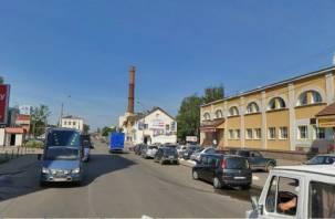 В Смоленске на четыре дня перекроют улицу Кашена