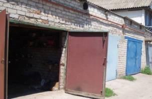 В Ярцеве в гараже повесился 85-летний пенсионер