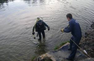 В Смоленской области обнаружен очередной утопленник
