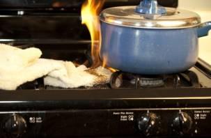 Смоляне превращают приготовление еды в огненное представление