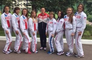 Смоленская студентка-вольница возглавит состав женской сборной на первенстве мира