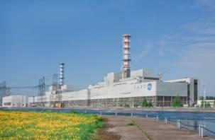 На Смоленской АЭС остановлены два энергоблока из трёх